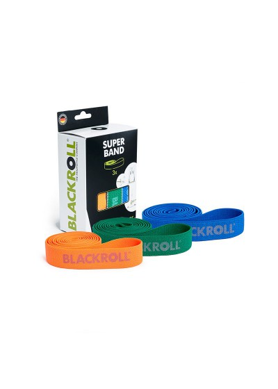 BLACKROLL® SUPER BAND SET