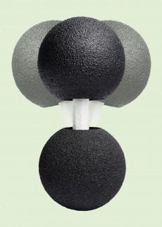 BLACKROLL DUOFLEX - innowacyjna rolka do masażu kręgosłupa