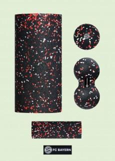 BLACKROLL BLACKBOX - Set - Zestaw rolek do automasażu powięzi