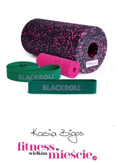 Blackroll SUPER SET - zestaw rolek do rozluźniania ciała po treningu