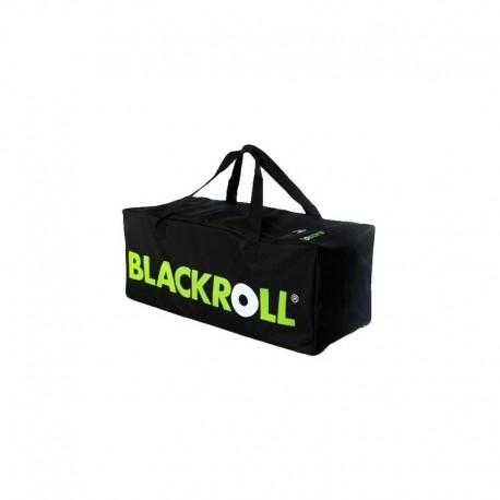 BLACKROLL® Trainer Bag - czarna torba sportowa na trening na sprzęt