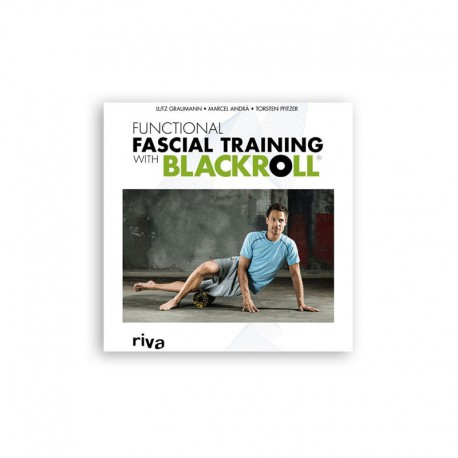 "KSIĄŻKA ""FUNCTIONAL FASCIAL TRAINING WITH BLACKROLL®"""