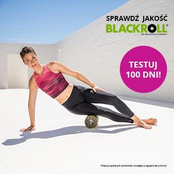 Testuj BLACKROLL przez 100 dni