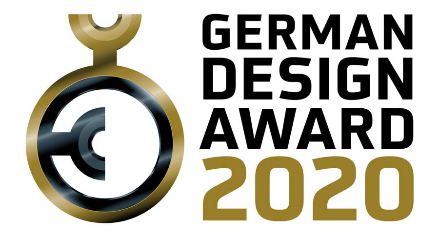 German Design Award BLACKROLL
