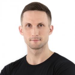 BLACKROLL Szkoleniowiec Filip Albert Żołądek