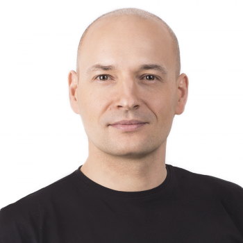 BLACKROLL Szkoleniowiec Piotr Ciebiera
